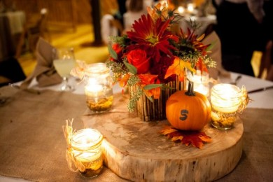 http://enchantedfloristtn.wordpress.com/2013/02/26/colorful-fall-wedding-at-legacy-farms/