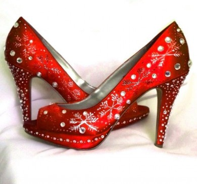 http://www.etsy.com/listing/167616865/wedding-shoes-snowflakes-winter-wedding?utm_campaign=Share&utm_medium=PageTools&utm_source=Pinterest