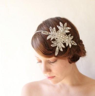 http://www.etsy.com/listing/169243356/winter-wedding-headpiece-party-wear?utm_campaign=Share&utm_medium=PageTools&utm_source=Pinterest