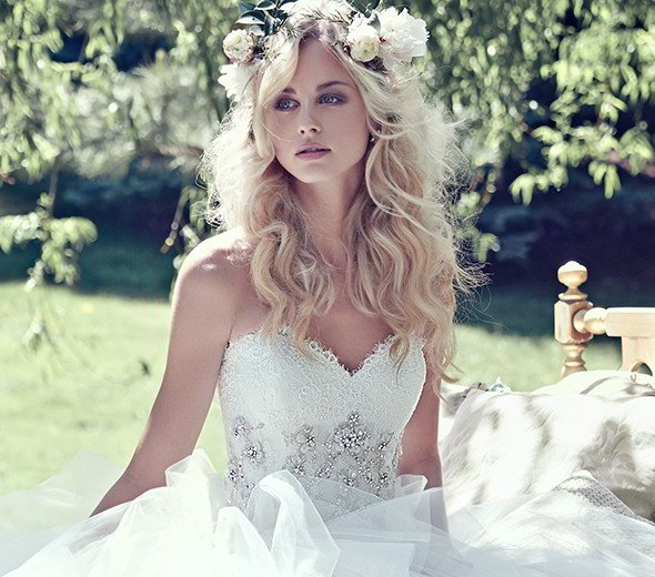 Maggie Sottero Spring 2016 Collection