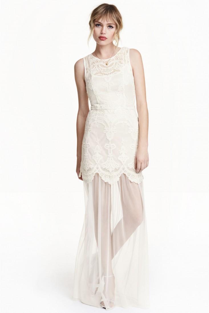 10 Of The Best High Street Wedding Dresses - North West Brides