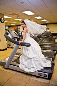 Bride exercise
