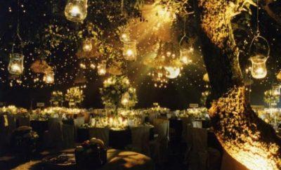fairy-lights-in-trees-forest-fairy-light-mason-jar-wedding-fb11c63894812ffb