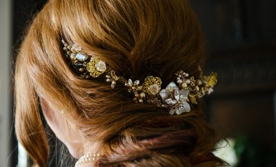 Headpiece by Ella-Rose Handcrafted Jewellery, Omagh