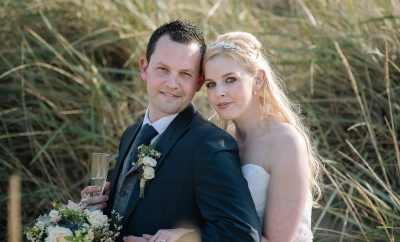 Richard, son of Willie John and Margaret Dolan, weds Elaine, daughter of Liam and Anne Monaghan, on October 22, 2016