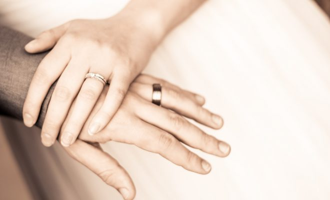 032429ffcd4 Are You Likely To Lose Your Wedding Ring Or Engagement Ring  - North West  Brides