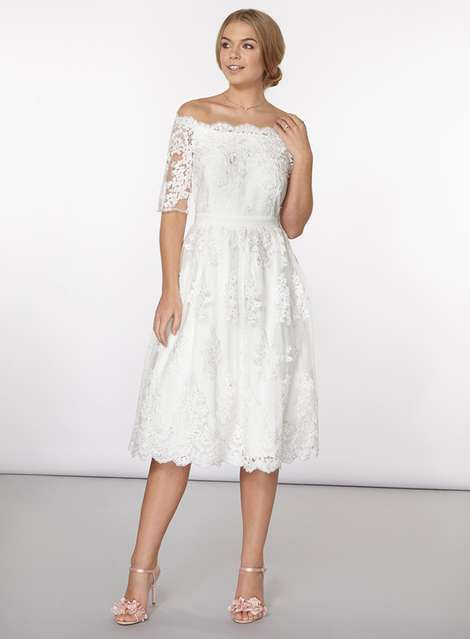 DP.Ivory 'Arabella' Wedding Dress