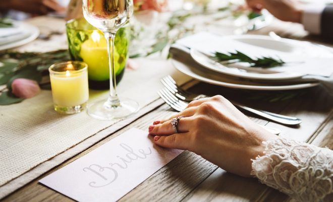 6 Meal Ideas For Your Wedding Reception North West Brides