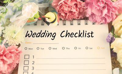 brideal checklist