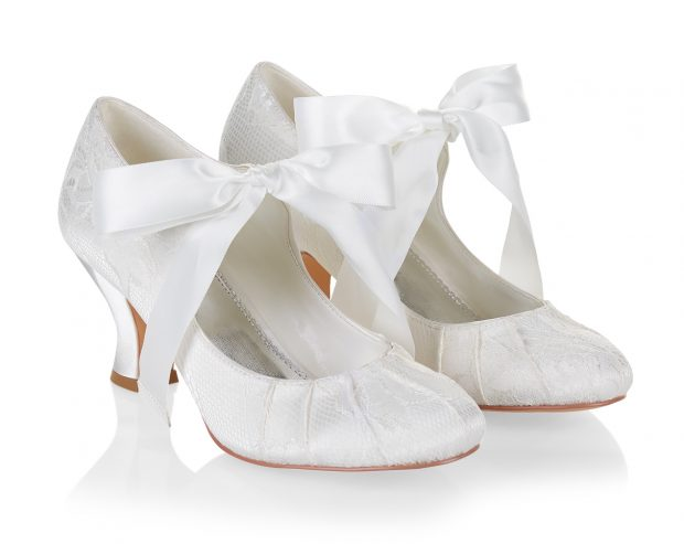 2c67b4bc58f0 monsoon shoes. 3. Charlotte Ivory Satin High Heel Bridal Bow Mary Jane Shoes