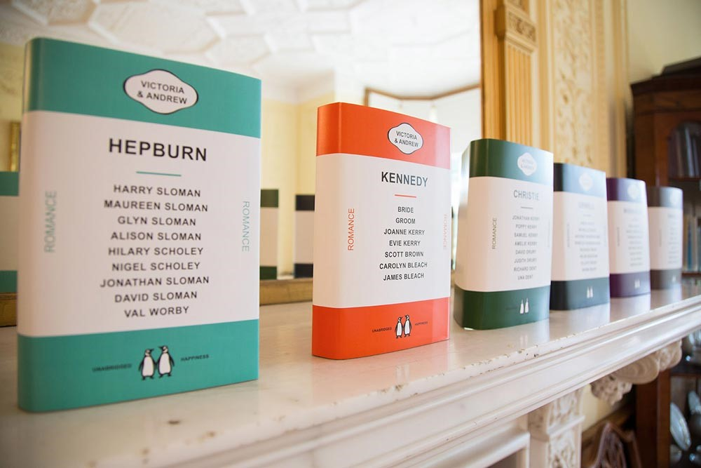 7 Ways To Have A Fabulous Book Themed Wedding North West Brides
