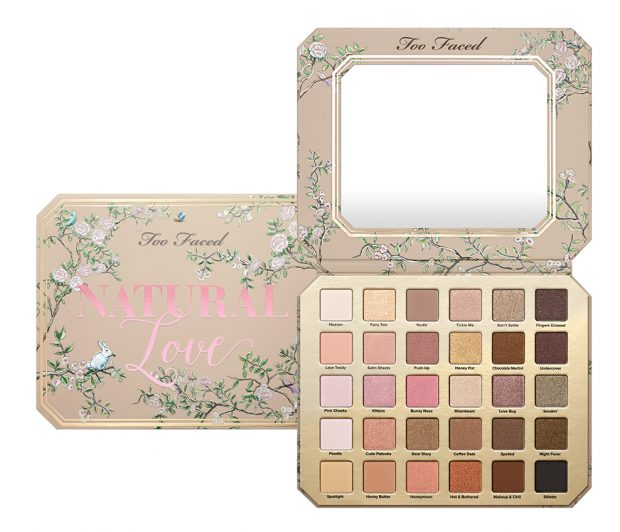 For Every Natural Eye Makeup Lover Bride And Her Bridesmaids This Palette Was Ultimately Made Wedding Occasions Too Faced Combined The Best Shades
