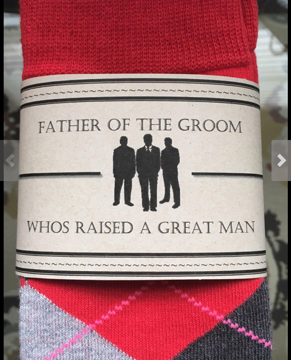 If It S A Running Joke In Your Family That You Often Gift Father Socks They Can Never Have Too Many Pairs Then These Will Go Down Treat For