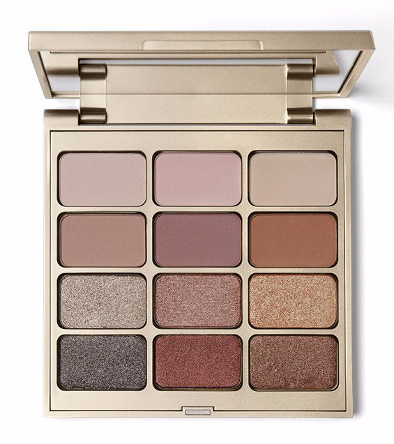 This Year Stila Introduced Their New Combination Of Six Modern Matte And Luxury Metallic Eye Shadow Shades Boasting A Beautiful Range Rose Golds