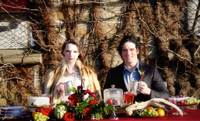 How To Pull Off A Game Of Thrones Themed Wedding