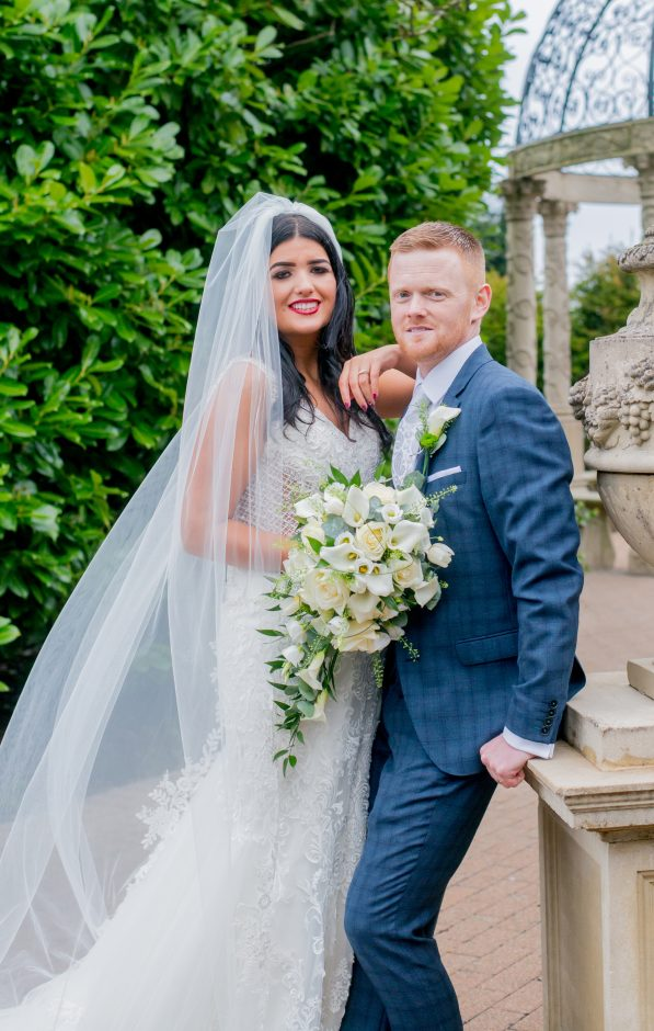 Gerard Son Of Kate And Eamon Carey Weds Megan Daughter Cinnie Paul Mcglinchey On March 16 2018