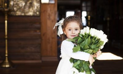 5a54e4381 Girls Just Want to Have Fun – 5 Flower Girl Jobs For Your Little Ladies