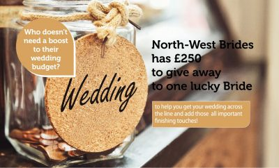 Boost Your Budget With Our 250 Give Away To One Lucky Bride